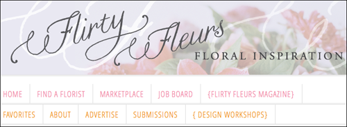 Flirty Fleurs Florist Blog by Alicia Schwede