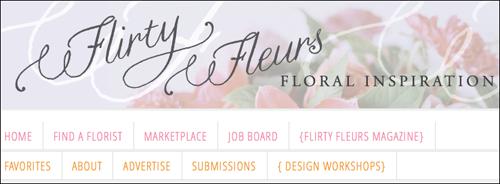 Flirty Fleurs Florist Blog by Alicia Schwede